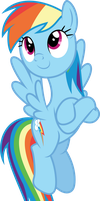 Vector #608 - Rainbow Dash #71 by DashieSparkle