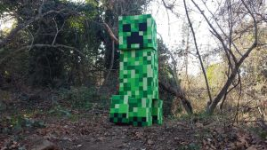 Creeper in forest by plastik-panda