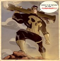 The Punisher by judson8