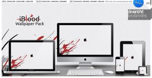 iBlood Wallpaper Pack by TeoticWins