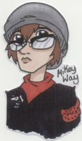 Mikey Way by THEsquiddybum