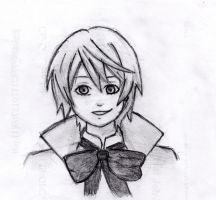 Alois Trancy Drawing by HyperBUBBLESxD