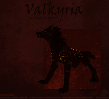 Valkyria by Spike654