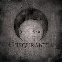 Obscurantia CD Cover by Corvinerium