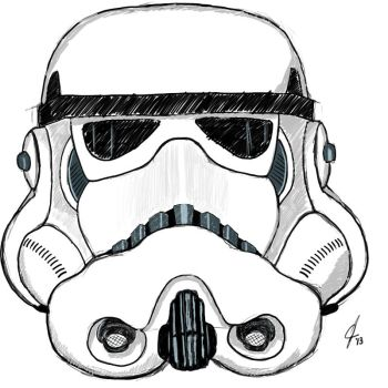 Stormtrooper by jcastick
