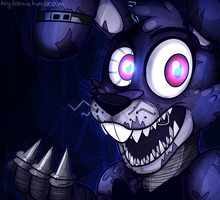 FNaF4: Was It Me? by AnimatronicBunny