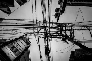 I LOVE ELECTRICAL WIRES by xACook
