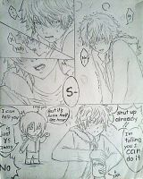 Yukine's Problem by undercreed-genesis