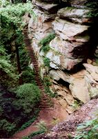 RockHouse Steps by sixwings