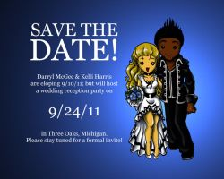 Save The Date by Neverdiex
