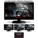 Gamer's Interface Crysis-Pack by Designfjotten