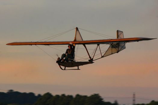Elliots of Newbury Primary Glider by Daniel-Wales-Images