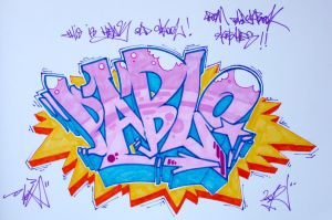 pablo by jois85