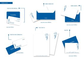 Blue Shelter Hotel identity 1 by Morillas