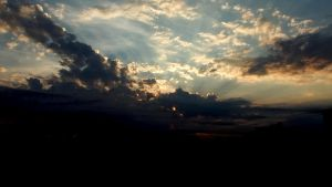 20120619 sunset by Segda