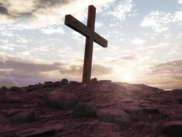 The Cross by hiram67