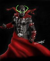 SPAWN by D-Stone