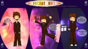 Doctor Who 10th Doctor Tantrums by GrimLemur