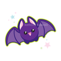 Kawaii Bat by kimchikawaii