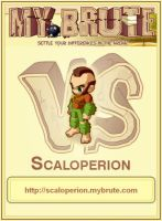 my brute miniposter2 by Scaloperion
