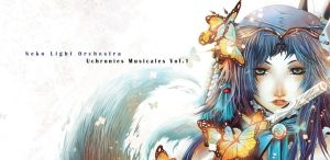 Neko Light Orchestra - CD Cover by VanRah