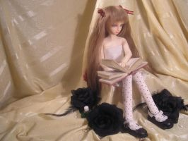 Bible 2. Anabell. dollfie. by EvilYuki