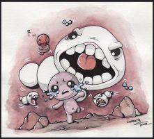 Run Isaac....ruuuun Dx by Lumary92