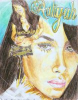 Aaliyah by TheCharlieBrowniest