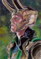 Loki - There are No Men like Me by Kefalion