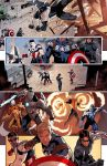 Captain America #8 Page08 preview by PaulRenaud