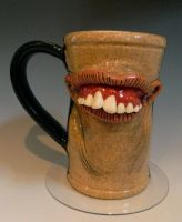 The Charmer Beer Mug- For Sale by thebigduluth
