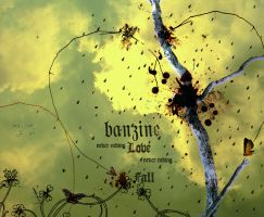 never ending fall by banzine