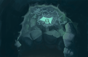 some cavern thing by TorskMunken