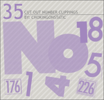 number brushes by chokingonstatic