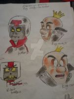turbo/king candy expression practice 2 by MarioFan4
