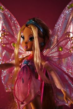 Flora Mattel Enchantix Doll by fantazyme