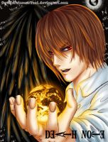 Death note-Light-kun by GothicPrincessYaoi