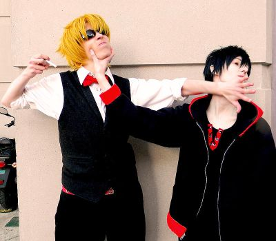 Shizaya: Rivalry For Life by M-Is-For-Murder