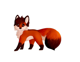 Isn't Someone Foxy Today? :gift: by Featherwishes