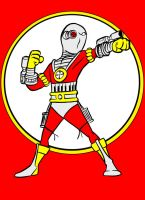 deadshot by AlanSchell