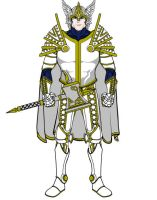 Paladin by digaman