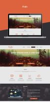 Pacifico - Responsive Web Design by KamilBachanek