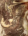 Marbling Chocolate and Cream by GraceDoragon