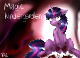 YAC - Magic Kindergarden by miss-mixi