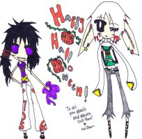 +Happy Halloween 2009+ by Tesuway-chan