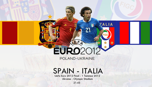 Euro 2012 Wallpaper by destroyer53