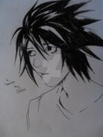 L lawliet by 3nViixx