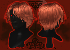 Male Hair Version 4 [XPS] by LexaKiness