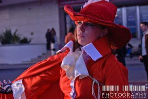 Red Mage FFI Cosplay: Into the Distance by ManticoreEX