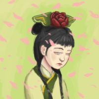 Fancy Toph Redo by Mags-Pi